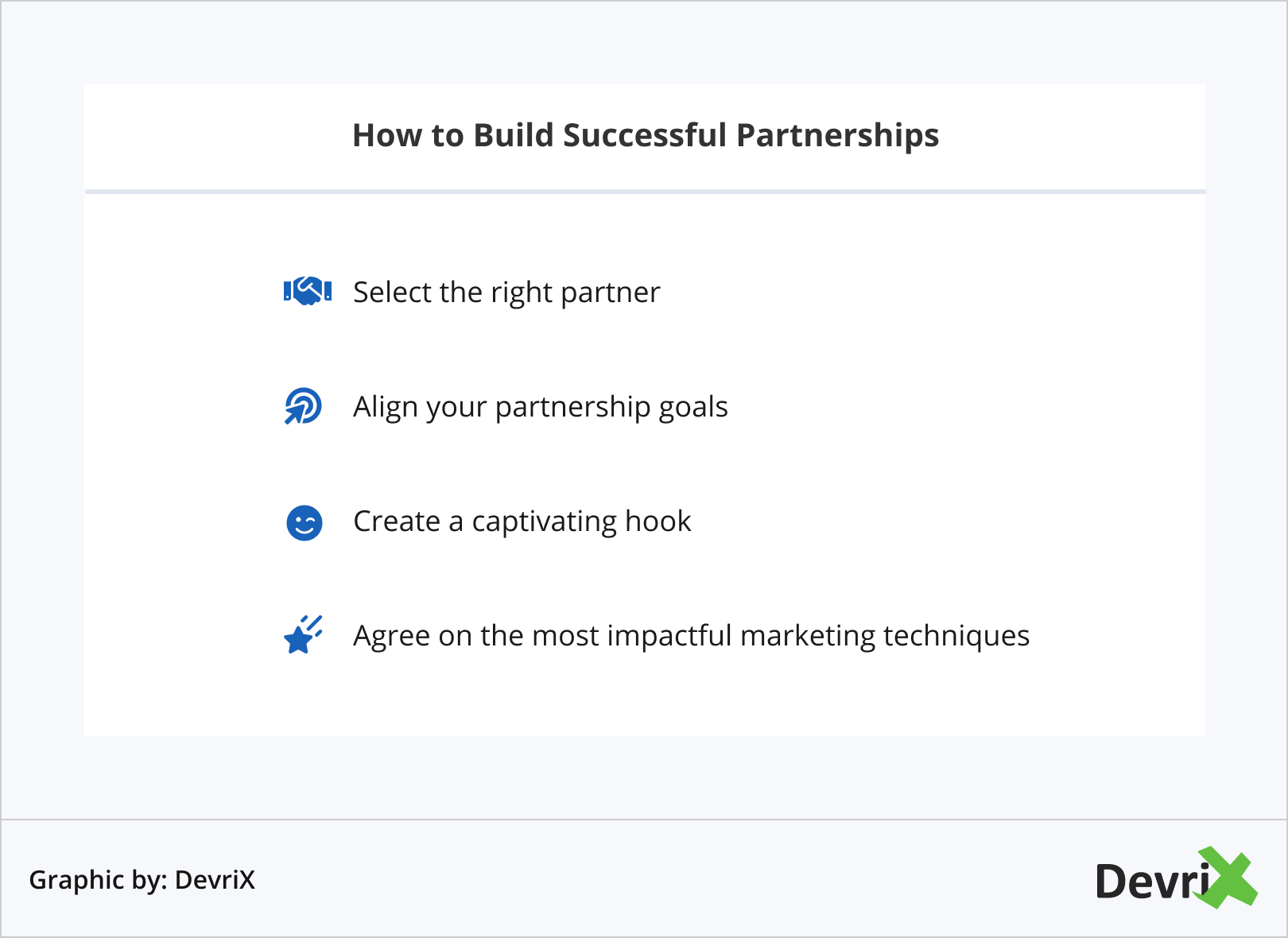 How to Build Successful Partnerships