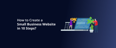 How to Create a Small Business Website in 10 Steps 1