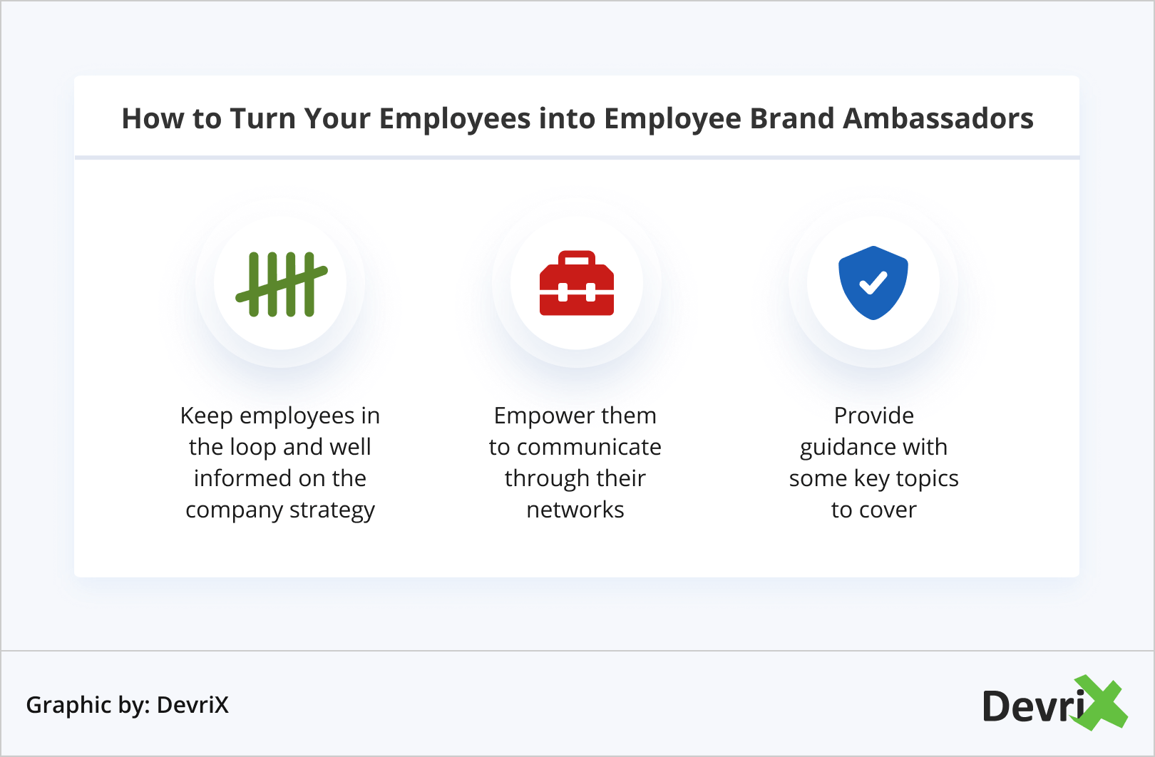 How to Turn Your Employees into Employee Brand Ambassadors