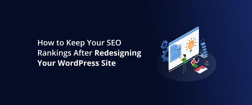 Redesigning Your WordPress Site 3